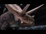 Прогулки с динозаврами!