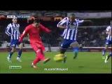 Депортиво 04 Барселона  Испанская Примера 201415  19-й тур  Обзор Матча