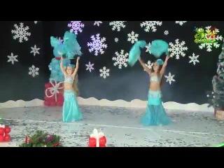 Arabic Belly Dance (Ungheni) - Dans cu evantaie
