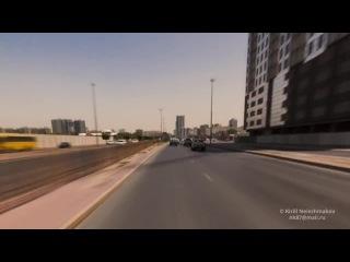 Ajman. United Arab Emirates Timelapse/Hyperlapse