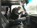 Тест-драйв Mercedes-Benz G-класс (Гелендваген не Эфир)