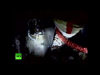 22.10.2014-Специальный эфир.Выход российских космонавтов МКС в открытый космос.(Дата-22.10.2014г.,2136мск.YouTube-RT на русском)